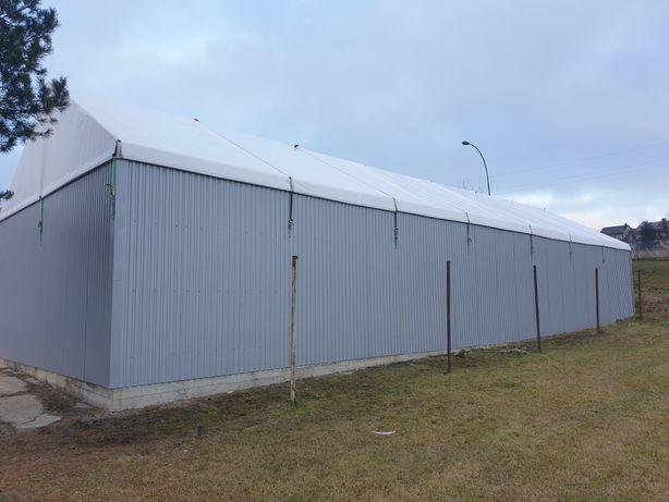 Namioty hale namiotowe konstrukcja plandeka plandeki