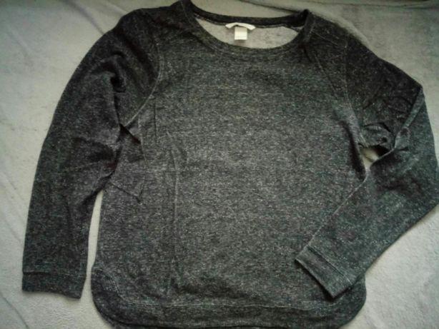 Bluza damska H&M szary melanż