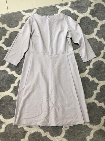 Szara sukienka Danvera 48