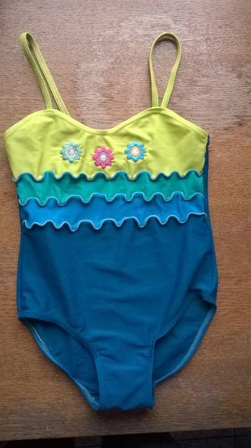 strój kąpielowy 110-116
