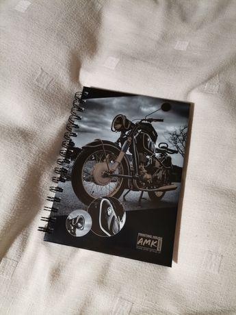 Caderno de apontamentos