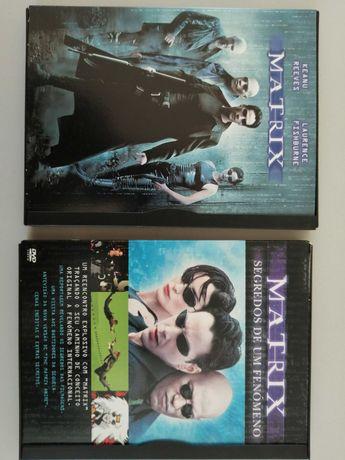 2 Dvds Edição Especial Colecionador - Matrix - portes envio incluídos