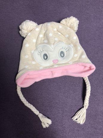 Детские тёплые шапочки Cool Clab
