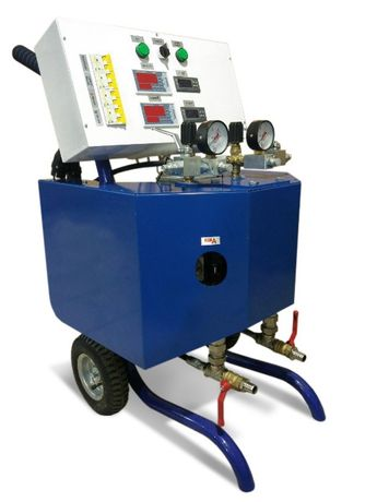 Е-5s установка высокого давления для напыления ППУ и ПМ