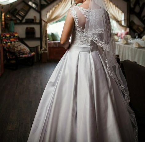 Свадебное платье от Costa Esperanza