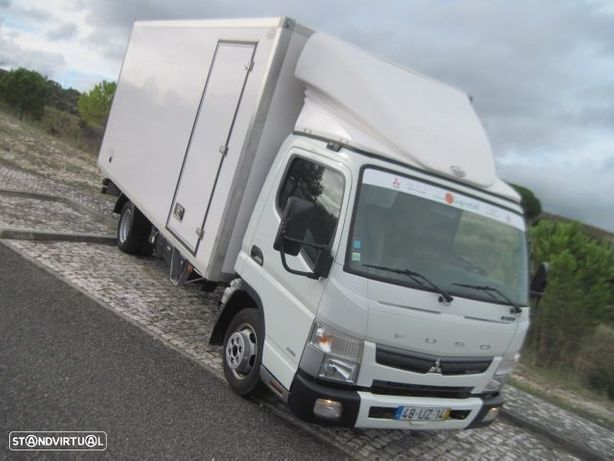 Mitsubishi FUSO FEB01GL4SEUT 3C13