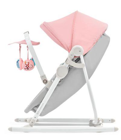 Leżaczek bujaczek krzesełko Kinderkraft Unimo 5w1 NOWY