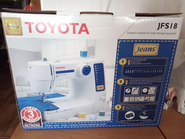 Швейна машинка Toyota