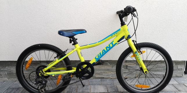 Idealny rower Giant koła 20 cali dla dziecka ok.4-7 lat