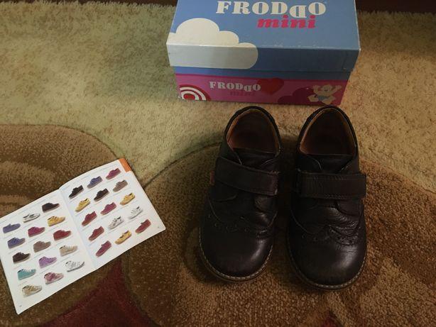 Туфли Froddo для мальчика, размер 27 (стелька 18 см)