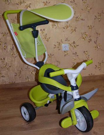 Велосипед фірмовий дитячий триколісний Smoby (як новий)