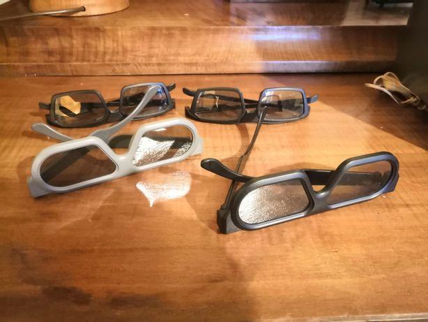 Okulary 3d do telewizora