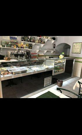 Trespasse cafe/ restaurante