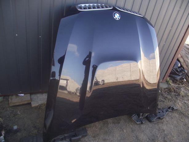 Kompletna Maska Przód Z Garbem BMW E70 X5 E71 X6 X5M X6M hybryda