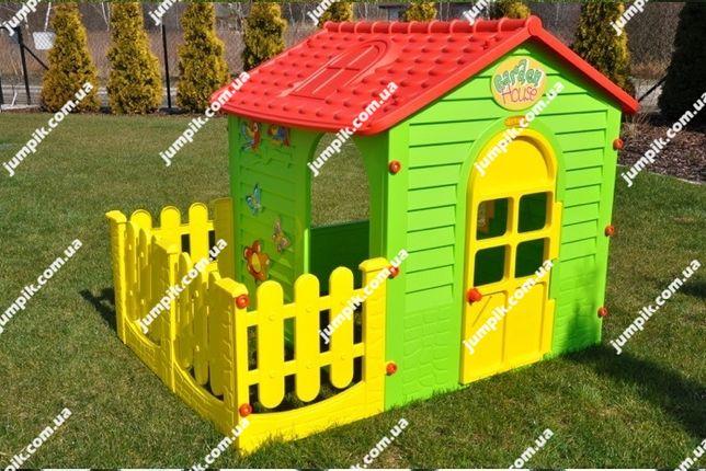 Детский домик, домик игровой, детский игровой домик, будиночок Mochtoy