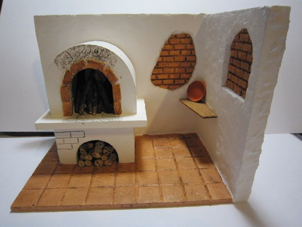 Acessórios para Presépio - Fornos de Pão