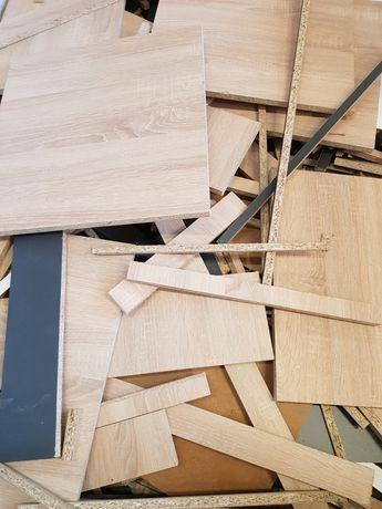 Oddam odpad odpady z drewna I płyty odbiór własny