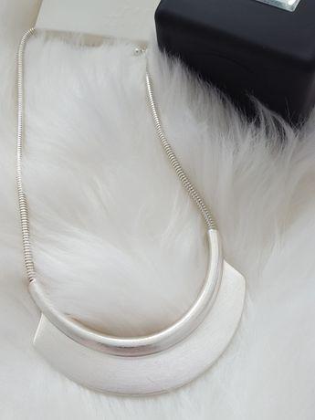 Nowy naszyjnik/łańcuszek blaszka H&M