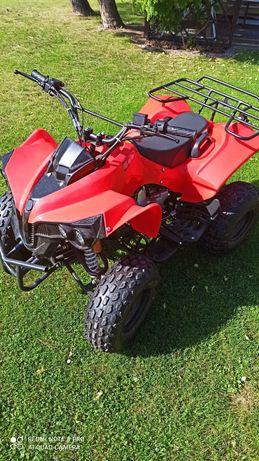 Quad ATV 125cm mało używany