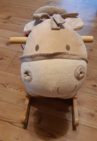 Konik bujany, konik na biegunach Lollipop lane Bertie horse rocker