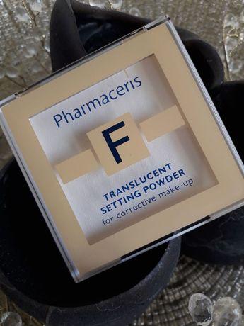 Pharmaceris puder transparentny matujący