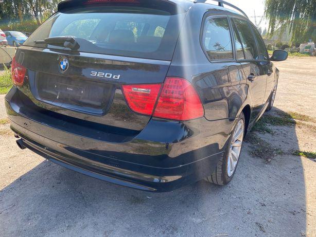 Разборка BMW e91 lci запчасти двери стоп бампер Е91 n47d20 рестайлинг