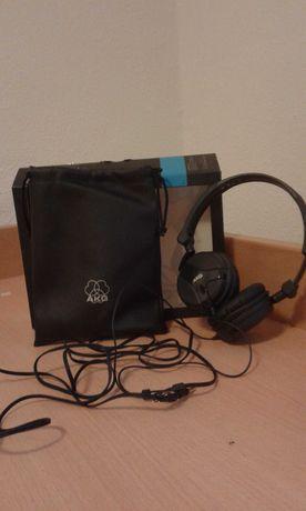 Headphones AKG K518 Black
