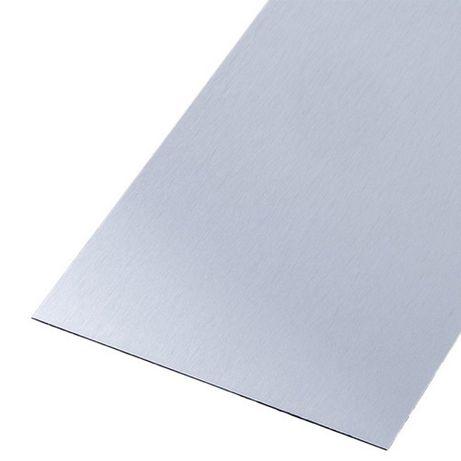 Blacha płaska ocynk - grub. 1,25 mm