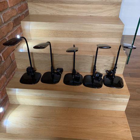 Lampka biurowa, Lampki biurowe różne rodzaje