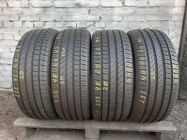 Літні шини 235/45 255/40 Pirelli Scorpion Verde/4шт/2020рік/8+мм