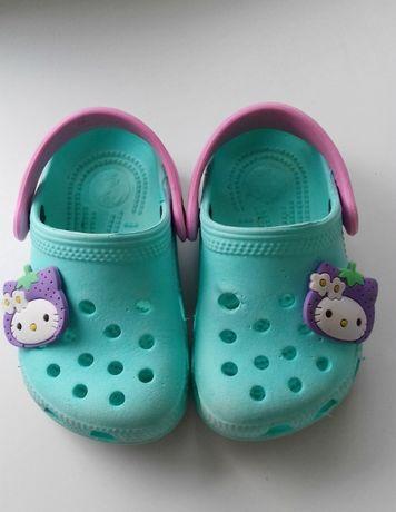 Crocs \ крокси для дівчинки