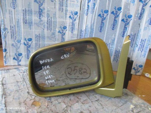 Espelho dourado 010056 HONDA / CRV / 1999 / ESQ / ELETRICO /