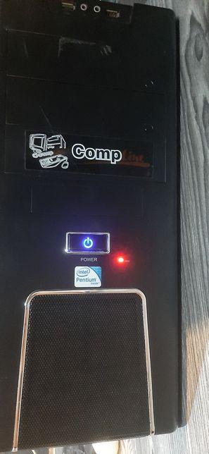 Системный блок. Компьютер. (Описание)