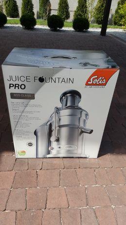 Sokowirówka Solis Juice Fountain PRO