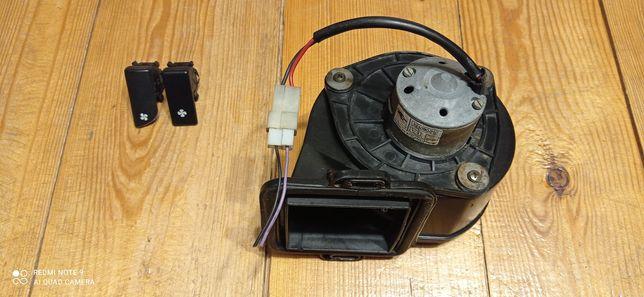 Wentylator dmuchawa Fiat 126p FL EL Maluch  przełącznik