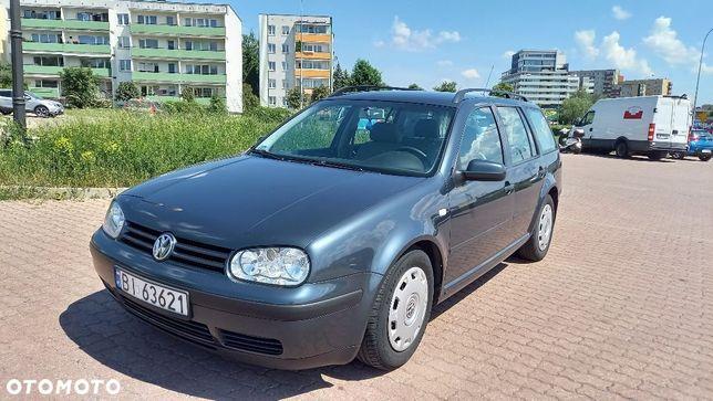 Volkswagen Golf Bardzo zadbany Golf IV
