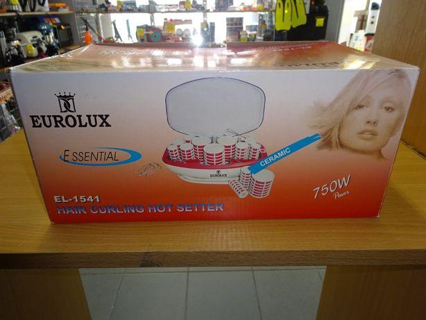 Ceramiczne termoloki wałki do włosów Eurolux Lombard Tarnów