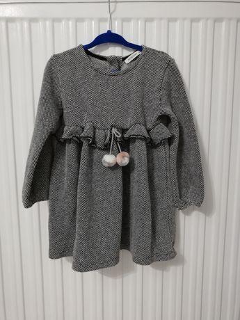 Sukienka resrved r. 92 jak nowa