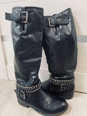 Сапоги ,чоботи 36
