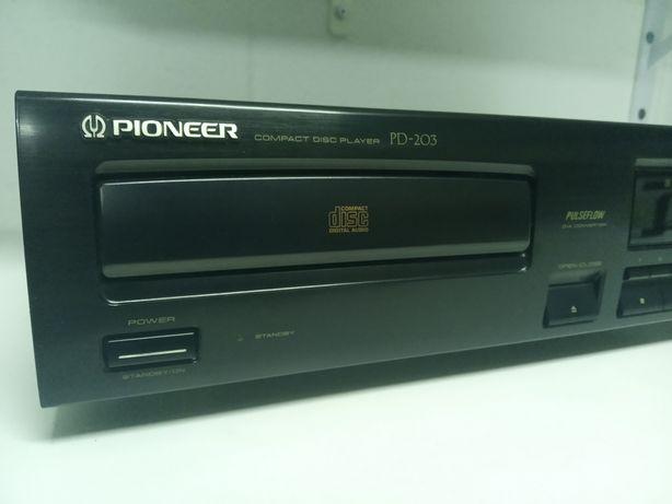 PIONEER leitor de cd