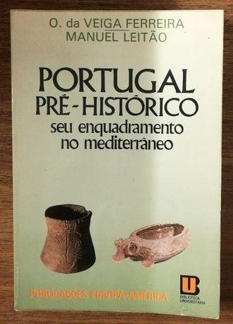 portugal pré-histórico seu enquadramento no mediterrâneo