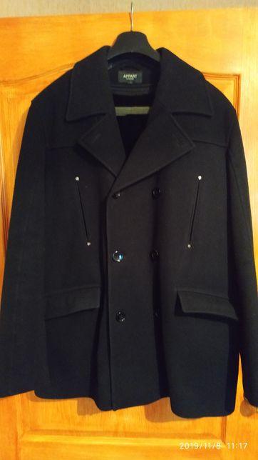 Пальто бушлат мужское р.50-52