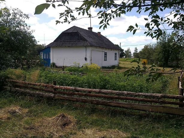 Хата, дерев'яний будинок
