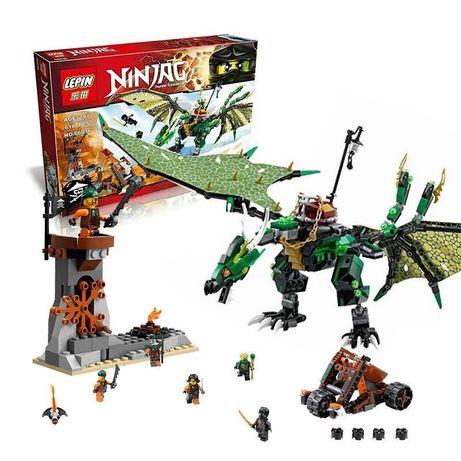Lego nenjago, Дракон лойда небесные пираны