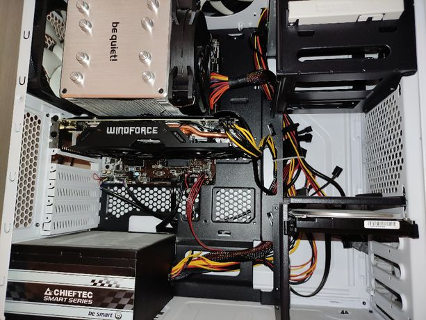 Komputer do gier, PC i5, Radeon 4GB, 8GB RAM, Fortnite, LOL, CSGO