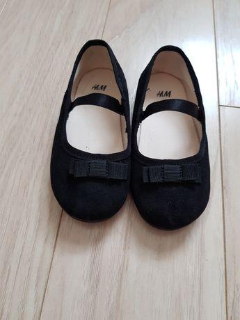 Baleriny buty r. 24