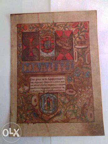 Documento historico Porto