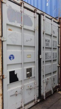 Kontener 40HC 12m magazyn morski budowlany SZCZELNY 100%