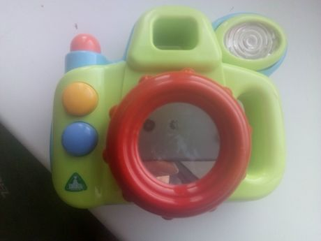 Музыкальный фотоаппарат