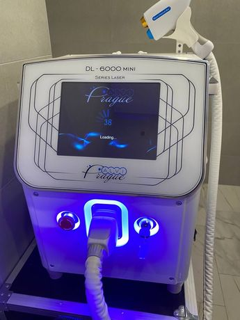 Диодный лазер для депиляции волос и аппарат для кавитации  RF лифтинга